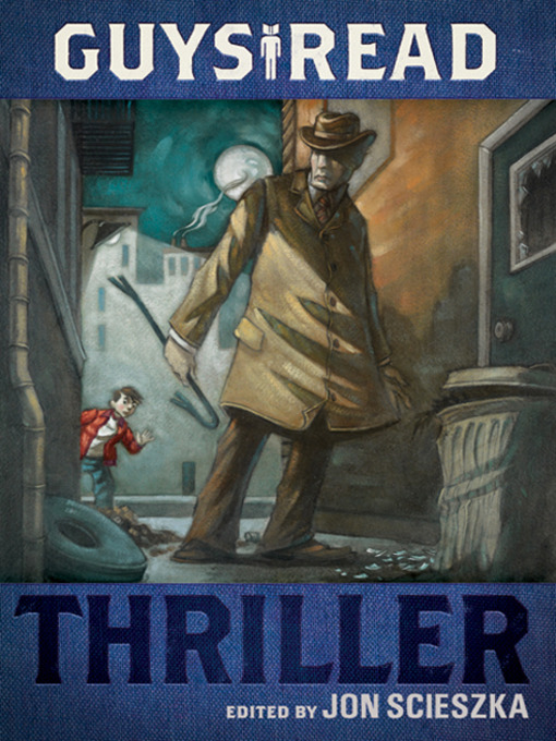 Title details for Thriller by Jon Scieszka - Available