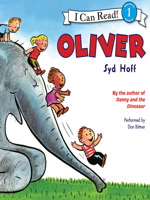 Title details for Oliver by Syd Hoff - Available
