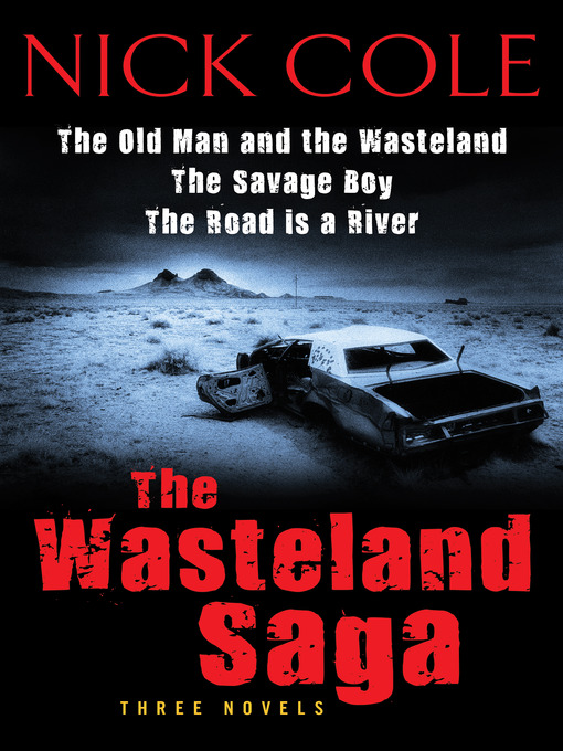 a book review of the old man and the wasteland by nick cole
