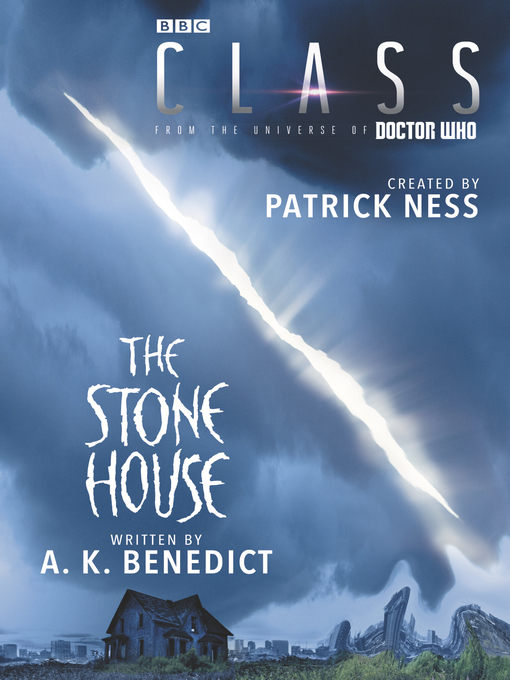 Title details for The Stone House by Patrick Ness - Wait list