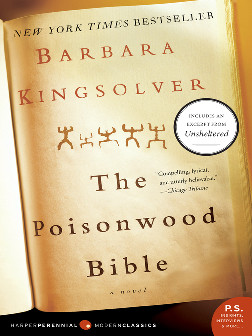 Title details for The Poisonwood Bible by Barbara Kingsolver - Available