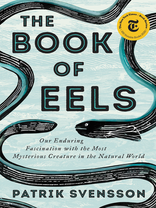 Title details for The Book of Eels by Patrik Svensson - Wait list