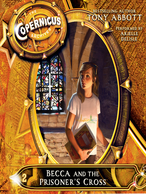 Cover of The Becca and the Prisoner's Cross