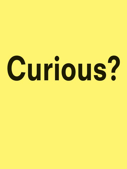 Title details for Curious? by Todd Kashdan - Wait list