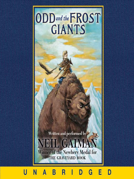 Title details for Odd and the Frost Giants by Neil Gaiman - Wait list