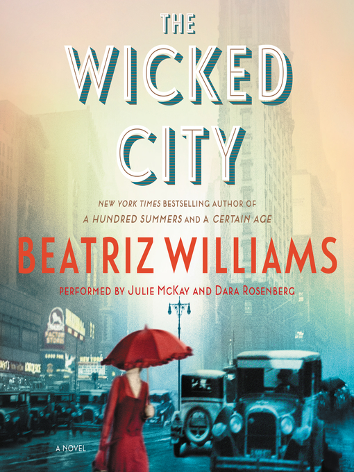 Cover of The Wicked City