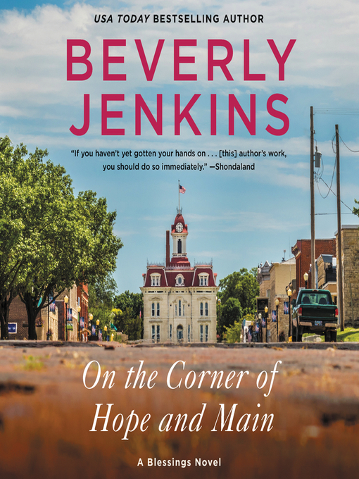 Title details for On the Corner of Hope and Main by Beverly Jenkins - Available
