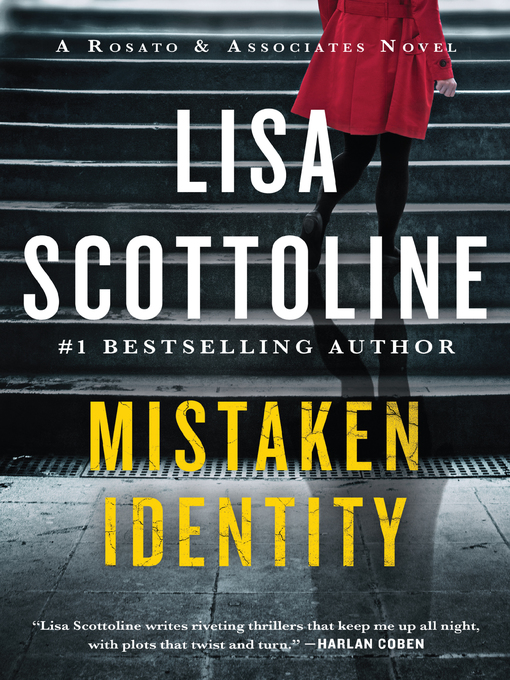 Title details for Mistaken Identity by Lisa Scottoline - Available