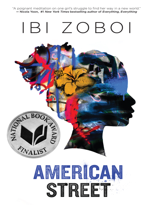 Title details for American Street by Ibi Zoboi - Wait list