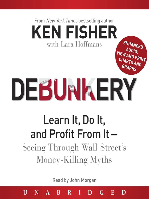 Title details for Debunkery by Ken Fisher - Wait list