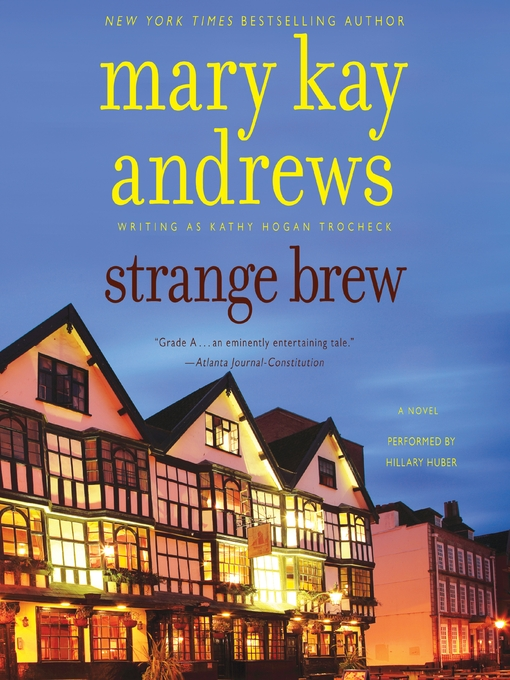 Title details for Strange Brew by Mary Kay Andrews - Available