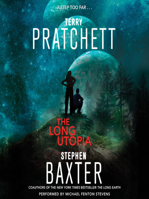 Title details for The Long Utopia by Terry Pratchett - Available