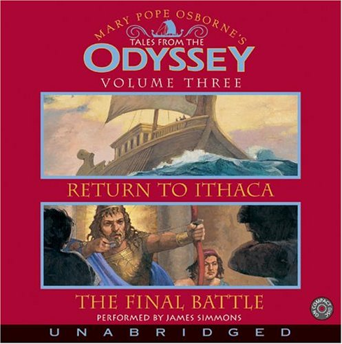 Title details for Return to Ithaca & The Final Battle by Mary Pope Osborne - Available