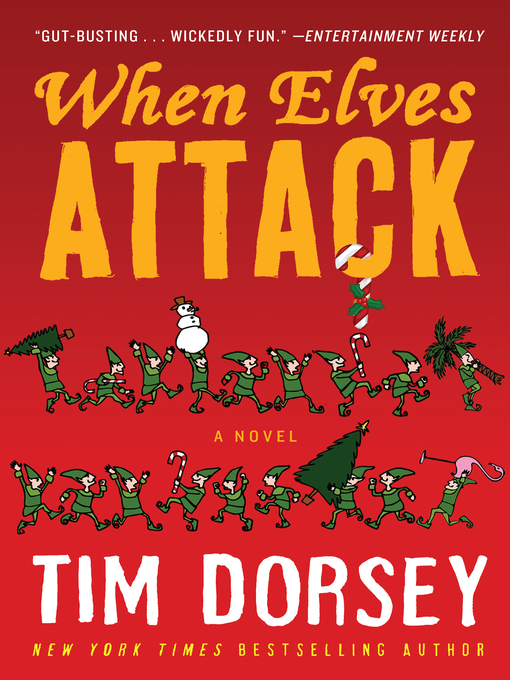 Cover of When Elves Attack