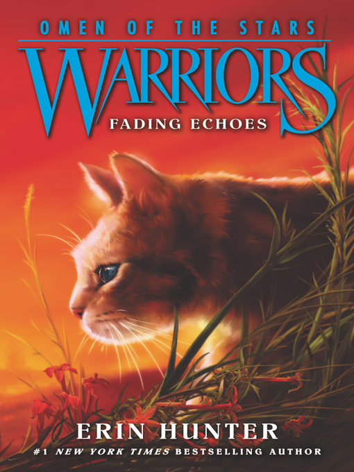 Title details for Fading Echoes by Erin Hunter - Wait list
