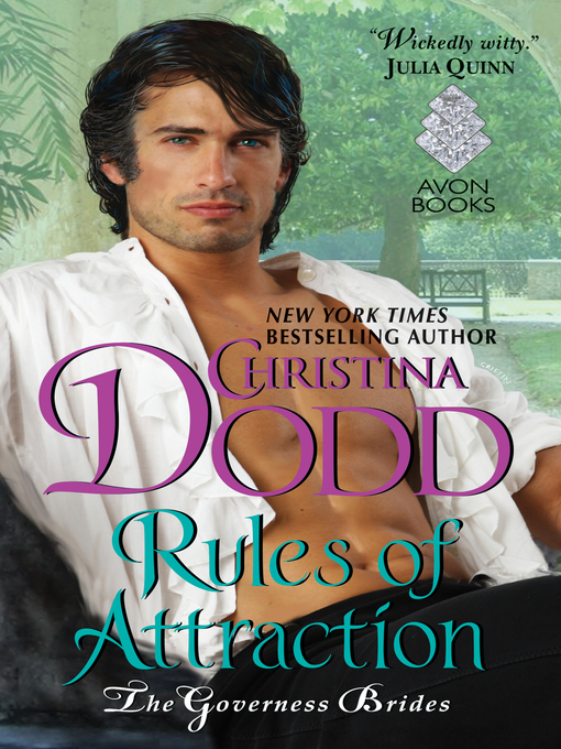 Title details for Rules of Attraction by Christina Dodd - Available
