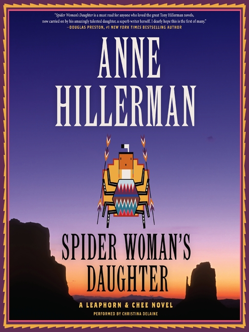 Title details for Spider Woman's Daughter by Anne Hillerman - Available