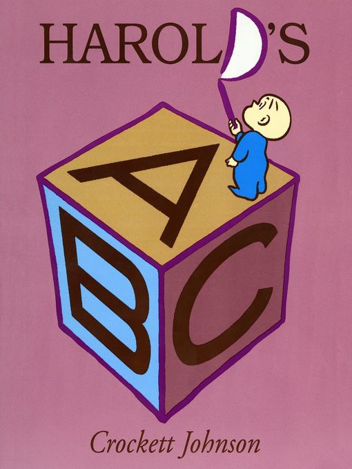 Title details for Harold's ABC by Crockett Johnson - Available