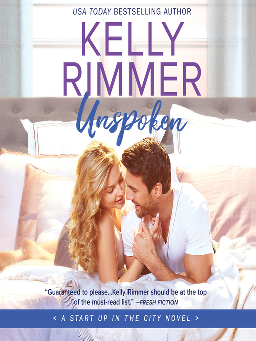 Title details for Unspoken by Kelly Rimmer - Available