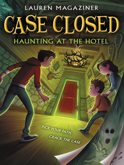 Title details for Haunting at the Hotel by Lauren Magaziner - Available
