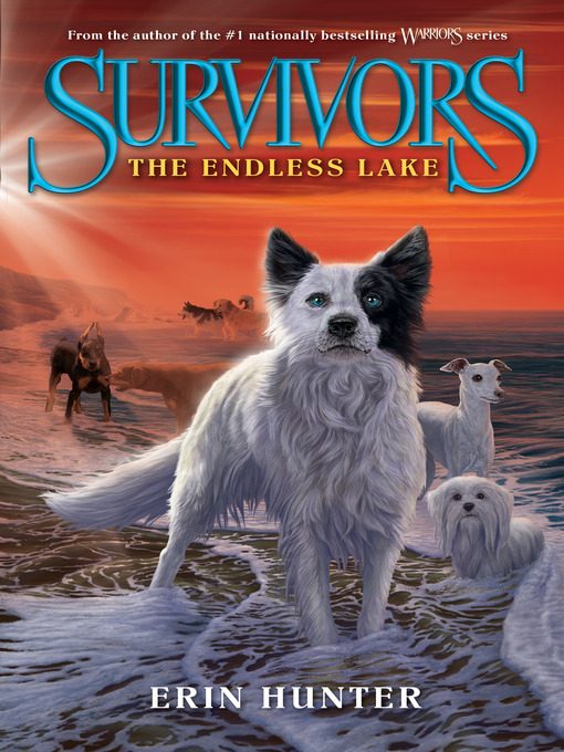 Title details for The Endless Lake by Erin Hunter - Wait list
