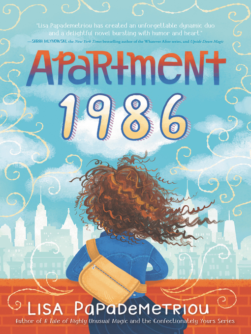 Title details for Apartment 1986 by Lisa Papademetriou - Wait list