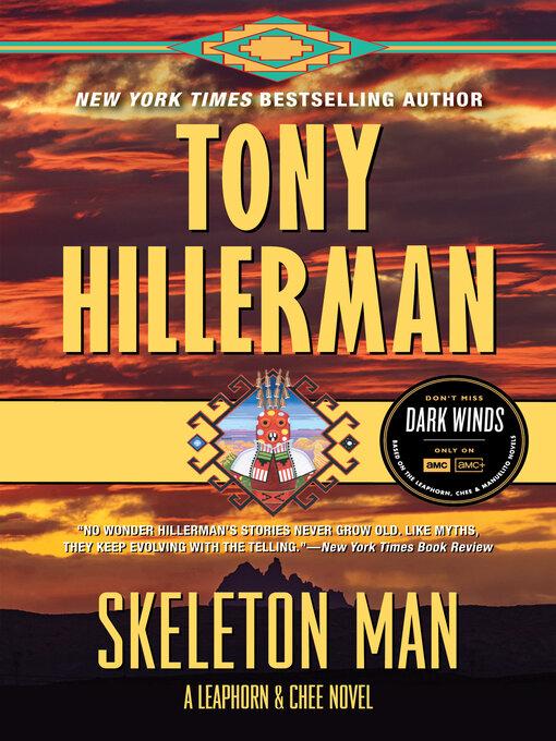 Title details for Skeleton Man by Tony Hillerman - Wait list