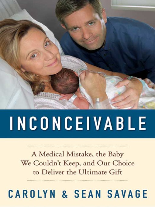 Title details for Inconceivable by Carolyn Savage - Available