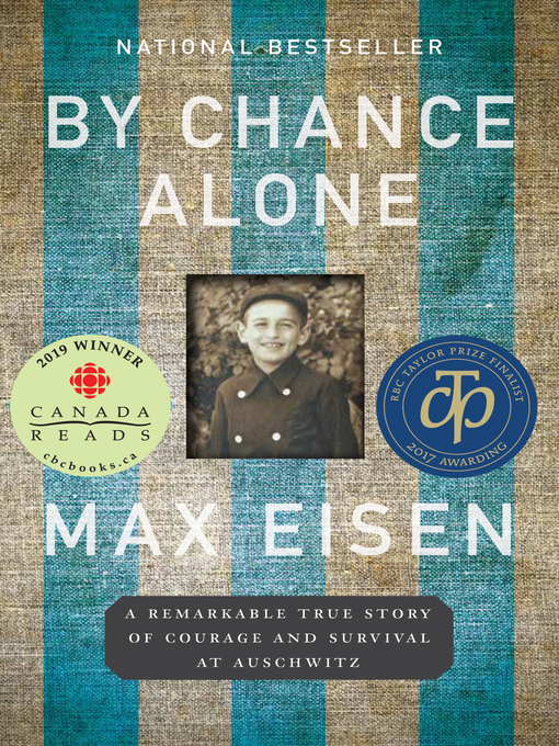 Title details for By Chance Alone by Max Eisen - Wait list