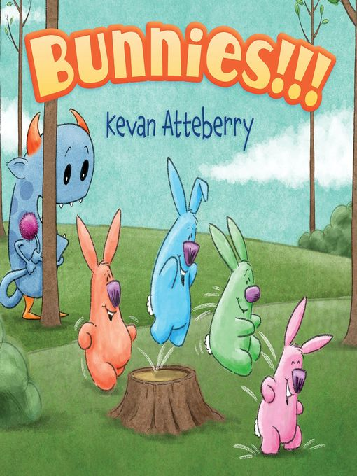 Cover of Bunnies!!!