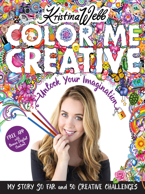 Title details for Color Me Creative by Kristina Webb - Available