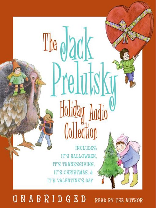 Cover of The Jack Prelutsky Holiday Audio Collection