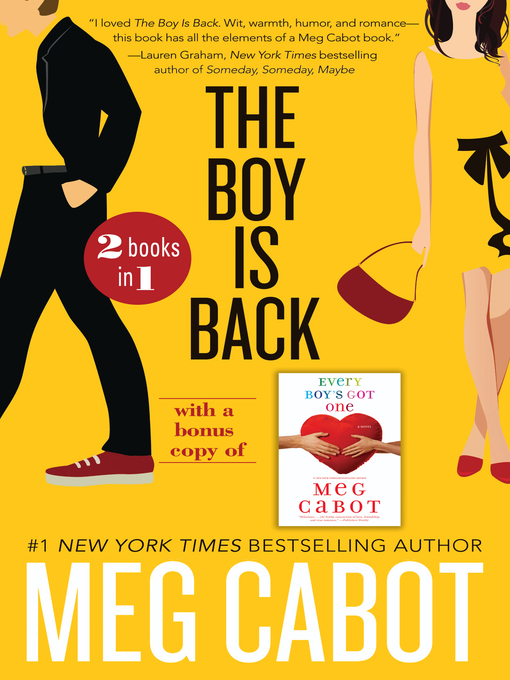 Title details for The Boy Is Back + Every Boy's Got One Bundle by Meg Cabot - Available