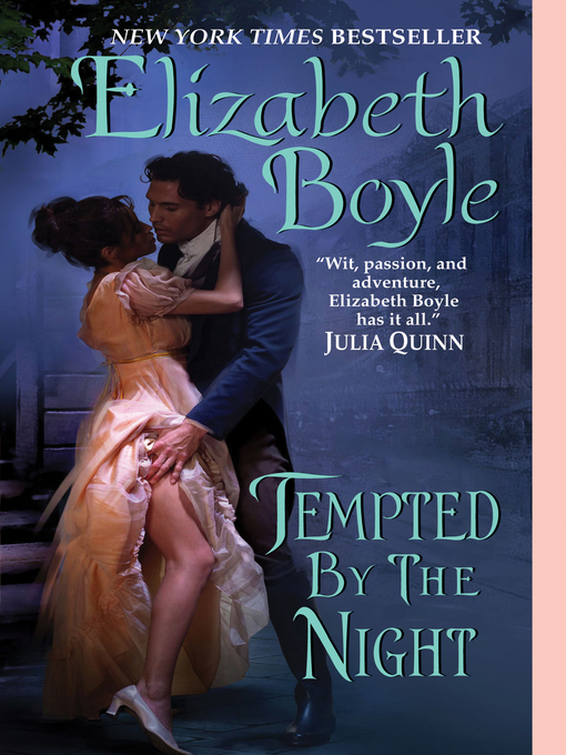 Title details for Tempted By the Night by Elizabeth Boyle - Wait list