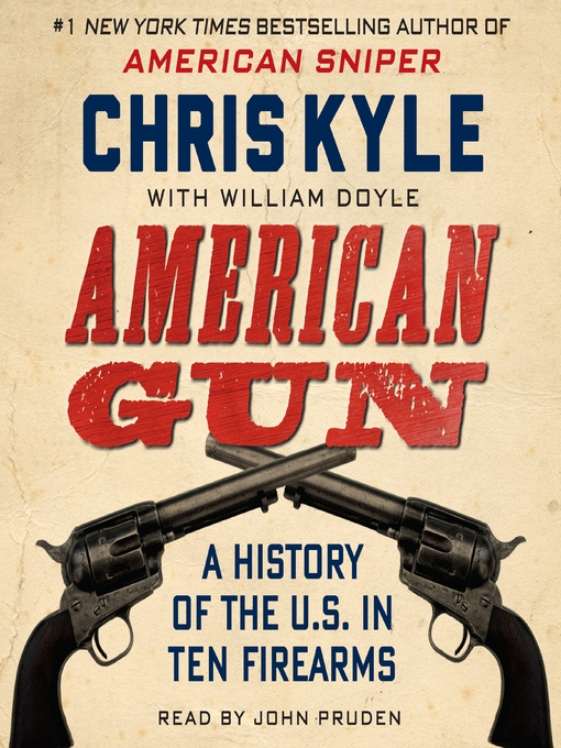 Title details for American Gun by Chris Kyle - Wait list