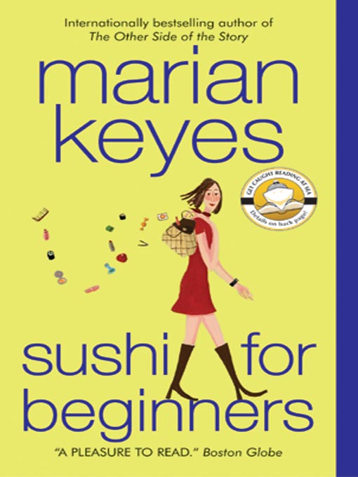 Title details for Sushi for Beginners by Marian Keyes - Available