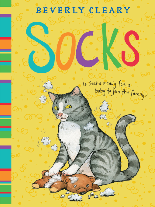 Title details for Socks by Beverly Cleary - Available