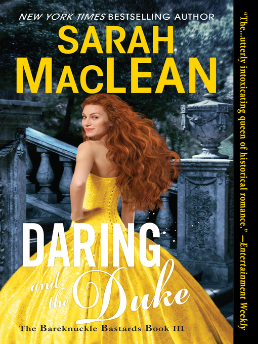Title details for Daring and the Duke by Sarah MacLean - Wait list