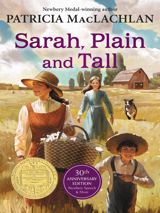 Title details for Sarah, Plain and Tall by Patricia MacLachlan - Available