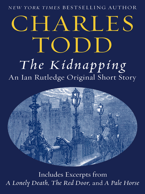 Title details for The Kidnapping by Charles Todd - Wait list