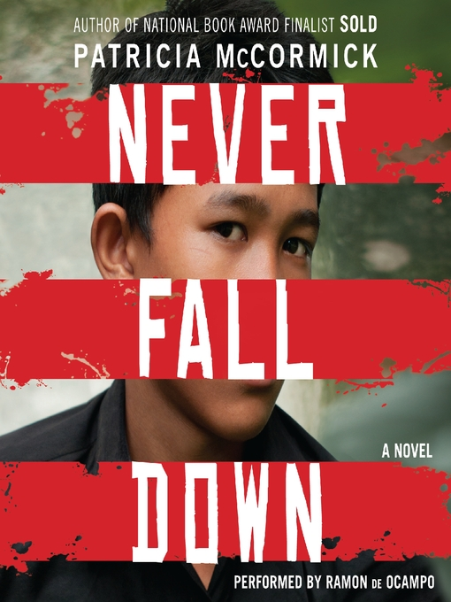 Title details for Never Fall Down by Patricia McCormick - Wait list