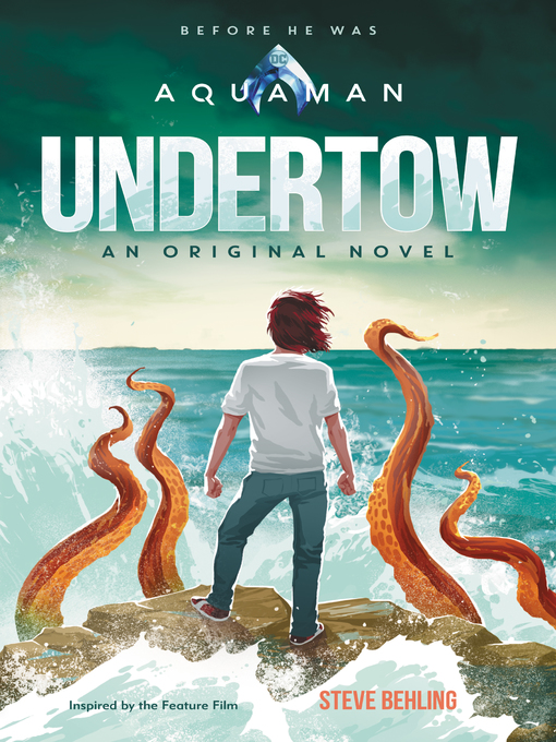 Title details for Undertow by Steve Behling - Available