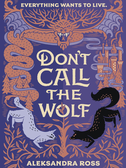 Cover of Don't Call the Wolf
