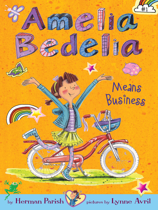 Title details for Amelia Bedelia Means Business by Herman Parish - Wait list