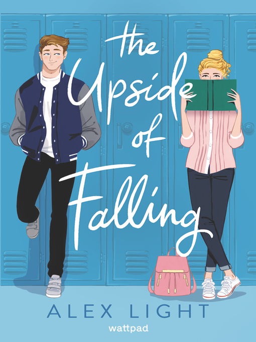 Title details for The Upside of Falling by Alex Light - Wait list