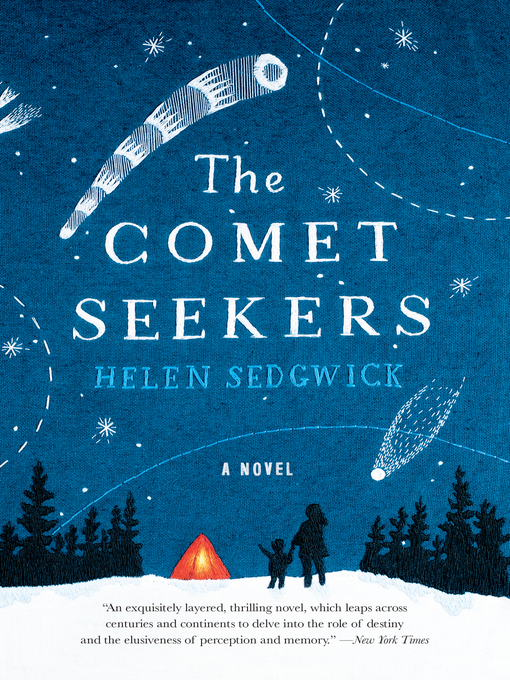 Cover of The Comet Seekers