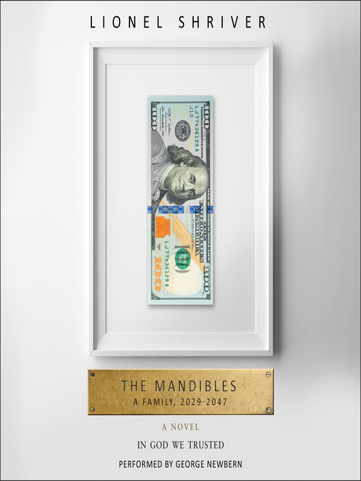 Cover of The Mandibles