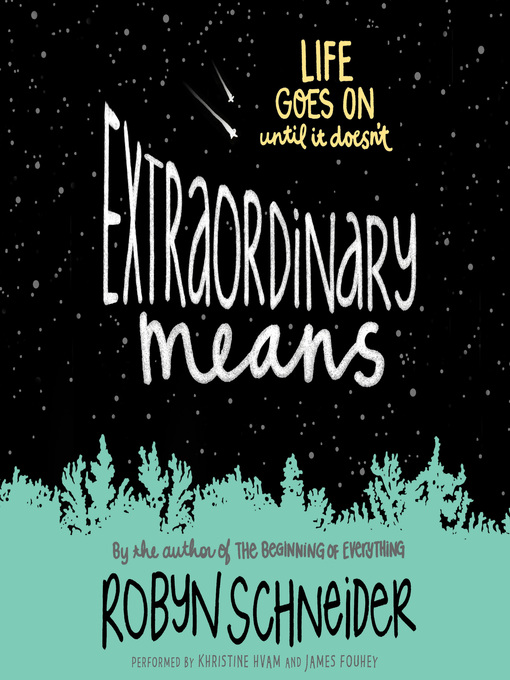 Cover image for Extraordinary Means