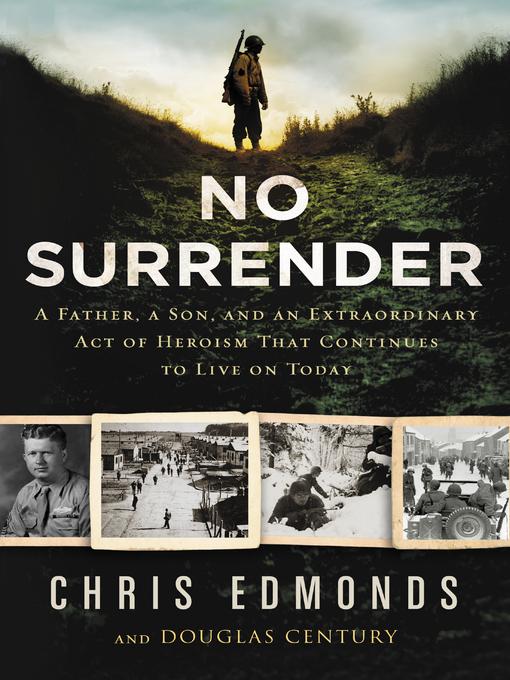 Title details for No Surrender by Christopher Edmonds - Wait list