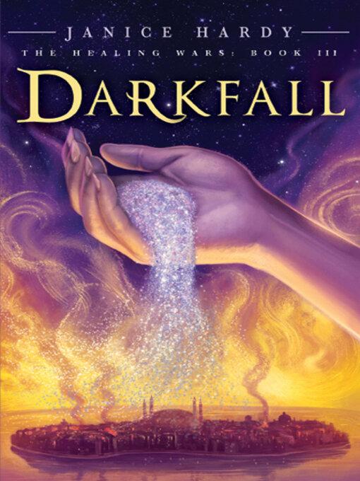 Title details for Darkfall by Janice Hardy - Wait list